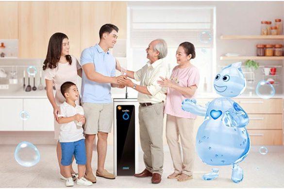 5 lý do khiến bạn nên sở hữu ngay một chiếc máy lọc nước RO cho gia đình mình
