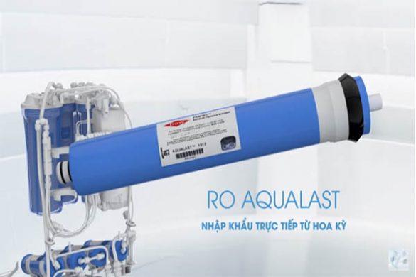 3 lý do khiến màng lọc RO Aqualast trong máy lọc nước thế hệ mới được nhiều gia đình tin dùng