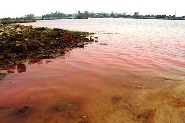 Hiện trạng nguồn nước tại khu vực duyên hải miền Trung