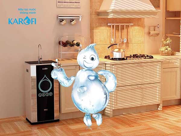 Sử dụng máy lọc nước đạt chuẩn QCVN6-1:2010/BYT để bảo vệ sức khỏe