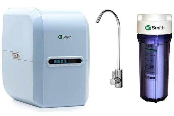 Đánh giá máy lọc nước A.O.Smith có tốt không?