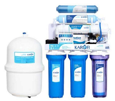 mua máy lọc nước Karofi hay AO Smith