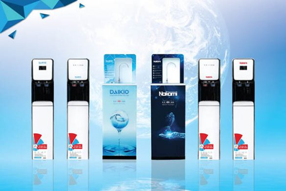 dịch vụ thuê máy lọc nước