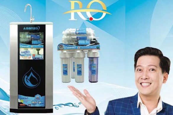 máy lọc nước asanzo có tốt không
