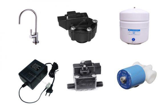 Tìm hiểu về linh phụ kiện trong máy lọc nước RO Karofi