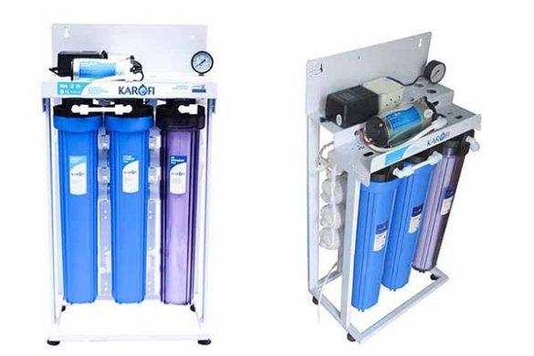 Tìm hiểu về thiết bị máy lọc nước bán công nghiệp Karofi