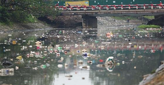 Ô nhiễm nước tại Hà Nội