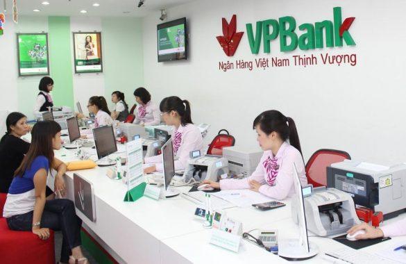 Lãi suất vay vốn ngân hàng VPBank