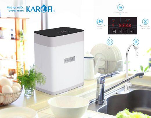 Máy lọc nước RO để bàn Karofi